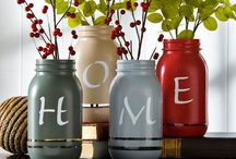 Mason Jars / DIY and more / by Pudge's Mom