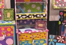 Painting ~ Whimsical Furniture / by Kathleen Brennan