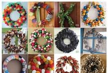 Wreaths / by April Surrett