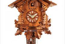 Cuckoo Clocks / by Brendan Carroll