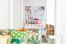 Home and Interiors / by Rachel Heron