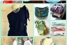 Sewing / Sömnad - Kläder, väskor, recykling , Idéer  / by Ingalill Martinsson