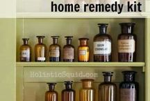 Home remedies / by Yvette Edwards