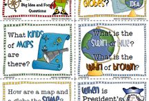 Social Studies/Science Brain / by FirstGradeBrain (Ashley Magee)