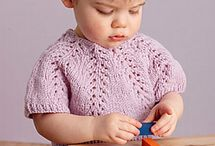 Knits for the kiddos / by Colleen