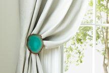 Window coverings / by Carolyn Garvie