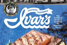 Ivar's Recipes / Recipes from Ivar's Seafood Cookbook and Ivar's Acres of Clams, Ivar's Salmon House, Ivar's Mukilteo Landing and Seafood Bars / by Ivar's