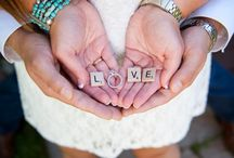 Wedding photos ideas / Ideas for photos for everything wedding  / by Rachel Scala