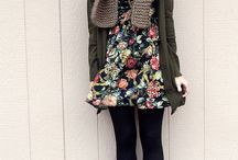 Autumn style / by sarah roussinov