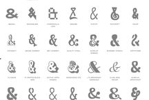 Fonts and Symbols / by Sandi Dufern