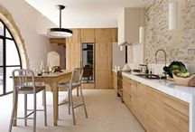 kitchens / by Sandrine D'Andrea