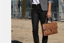Work attire  / by Elise Simcoe