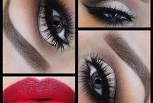 make up! / by auxy vega