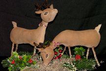 Deer / by Cathy Mackey