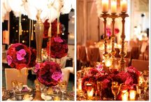 Centerpieces / Different centerpieces from weddings. / by Robyn Rachel Photography