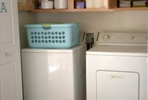House - laundry & mud rooms / by Momma Mackey