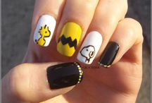 cute nails! / by Katie Markiewicz