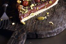 Chocolate tarts / by Sandy Stoll