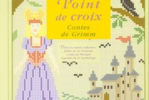 Cross Stitch Brothers Grimm, The / Designs based on the tales of the brothers Grimm. / by Velle Mere Lyons