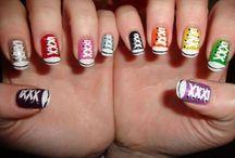 Nails / by Michelle Marzetta