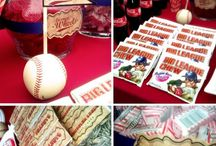 Baseball reception / by Jessica Simmons