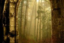Arches & Archways / by The Village Witch Shop