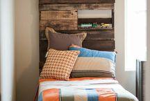 Pallet furniture ideas / by Kristy Baker