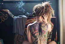 tatts / by Charissa Robinson