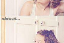 Hair/makeup / by Tessa-Marie Menees