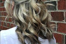 hair / by Tara Abhold