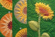 Quilts / Traditional patterns, fabric combinations, graphic modern quilts / by Ellen King