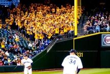 Baseball / by Alex Washoe