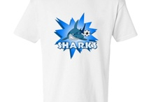 Team Mascots Shirts / by The Tshirt Painter