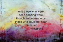 Pinspiration / Quotes, sayings, signs, inspiration / by Elizabeth