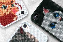 Cross stitch / by Kimberly Valentine