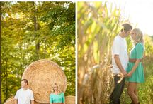 Engagement shoot ideas / Engagement photos / by Leisha N Jason Mazanec
