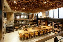 Restaurants and Cafes / by Radek Stembera