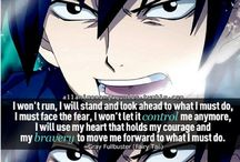 Anime: Quotes / by Daniel Mac