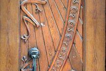 Doors / by Raena Stibal