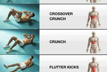 Fitness / by Crystal Danner