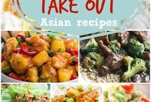 Asian Recipes / by Roxanne Branstetter