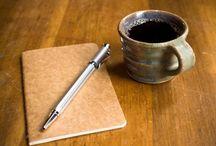 Journal stuff / by HomeBakedOnline