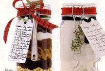 Homemade gift ideas.... / by Adrienne Gomez
