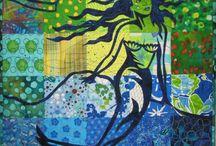 Cool Quilts / by Jennifer Eubank