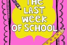 Last Day of School / by Melissa Homan