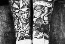 Tattoos / by Chad VanWinkle