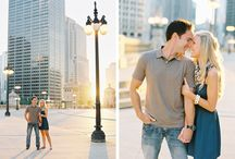 Engagement Photos / by Amineh Chandler