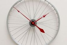Wall clock / by Nati's Little Things