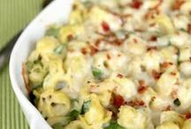 Recipes - pasta / by Jennifer White