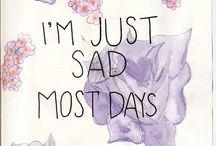 Sad / by Heather Dorsey